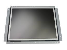 "17"" Open Frame Sunlight Readable Display Powerful Color Rendition  Five Wire 1280 X 1024"
