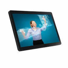 21.5 Inch Pcap Touch Monitor 1000 Nits Ag Glass With Anti Glare Function