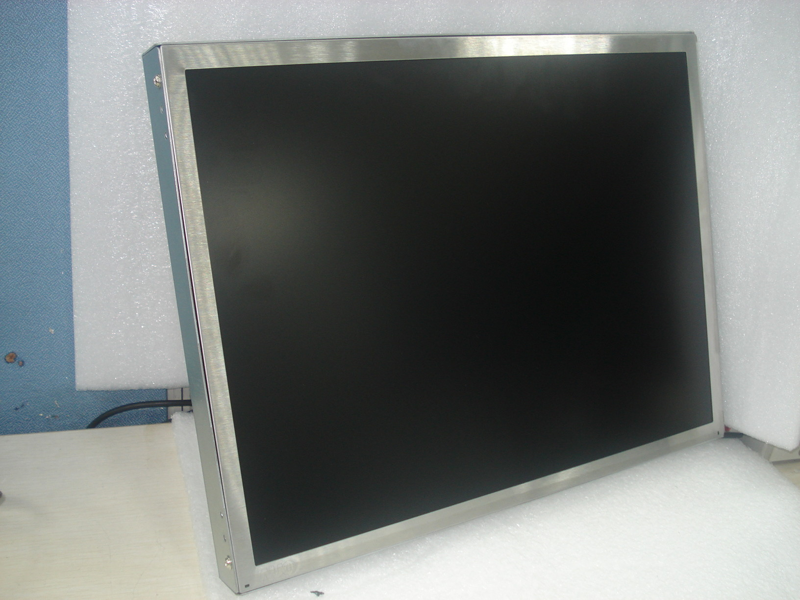 "300 Nits Brightness 19"" Open Frame LCD Monitor Simple Metal Frame Design 1280x1024"